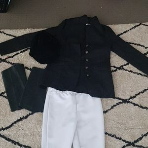 Horse riding costume for kids